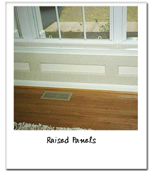 Raised Panels - Click for more examples