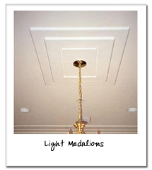 Light Medalions - Click for more examples